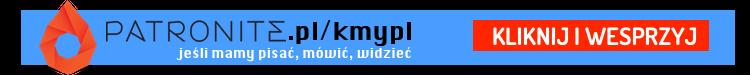Wesprzyj nasz na Patronite.pl