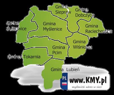 powiat myślenicki KMY.pl