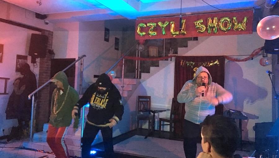 Czyli Show rozpoczyna kolejny rok wesołego Kabaretu