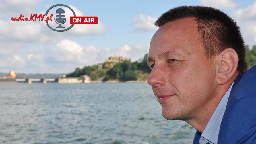 Audycja radio KMY.pl - Tomasz SUŚ