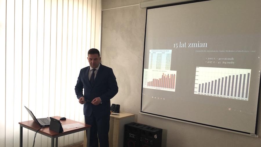 15-lecie kadencji Burmistrza Macieja OSTROWSKIEGO