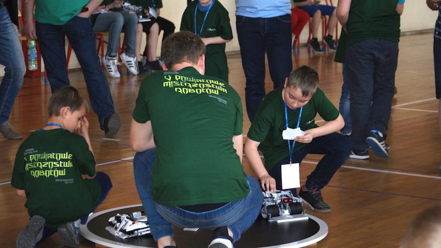 Powiatowe Mistrzostwa Robotów