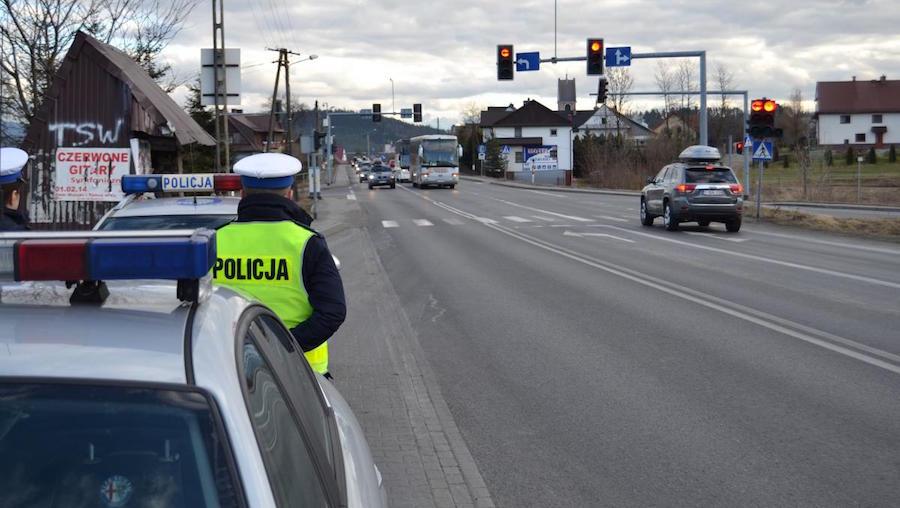 Niechronieni uczestnicy ruchu drogowego