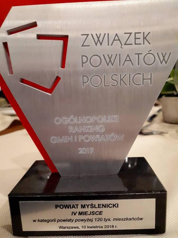 20-lecie powiatów. Związek Powiatów Polskich