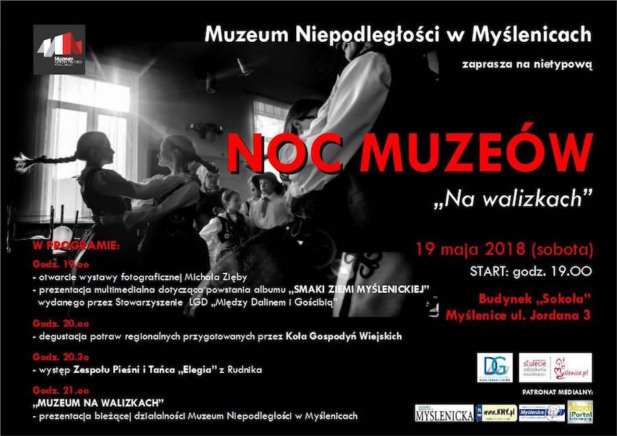 Noc Muzeów 2018 Myślenice