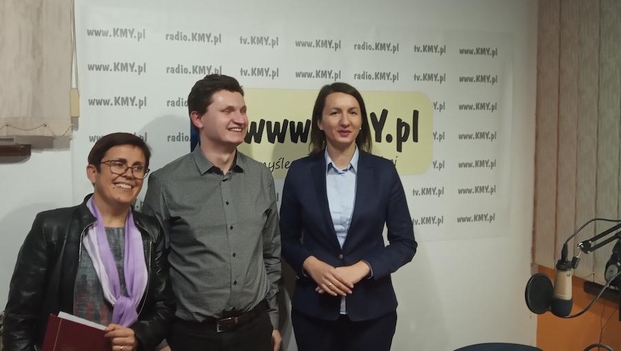 Małopolski Tele-Anioł tematem audycji PO-MOCNE rozmowy